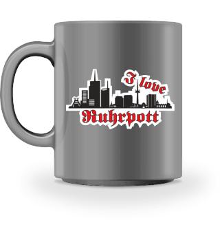 Tasse I Love Ruhrpott