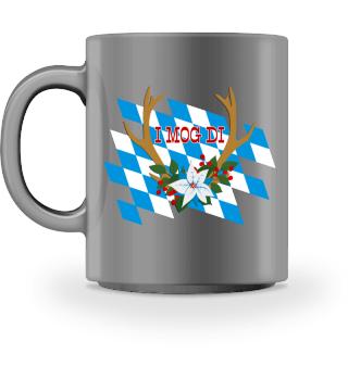 Oktoberfest Hirsch - I MOG DI