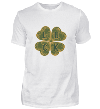 St. Patrick's Day Clover Luck