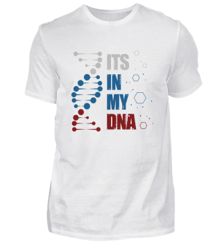Is in my DNA Russia Putin