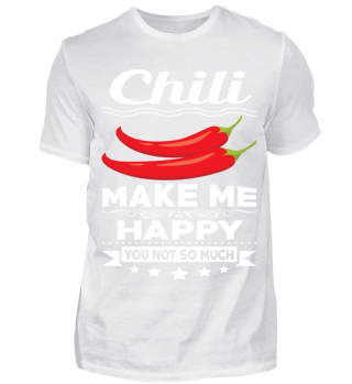 Chili Make me Happy