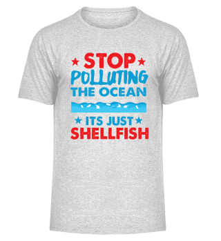 Stop the pollution of the seas