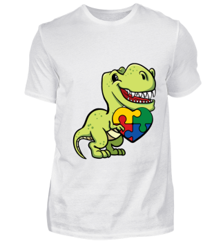 Autismus Dinosaurier