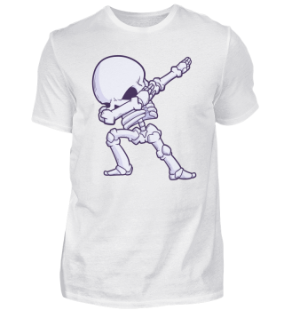 dabbing dab skeleton Halloween Gift