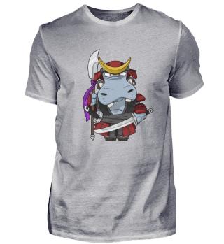 Samurai Spear Hippo