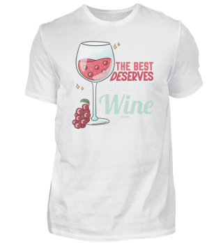 the best earn a glass of wine