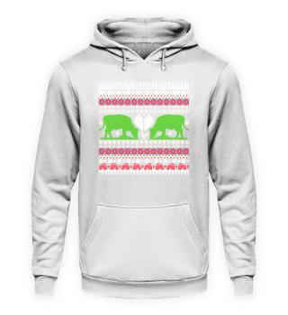 Kuh Rinder Landwirt · Weihnachten