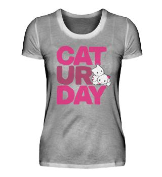 Caturday is cute cat day
