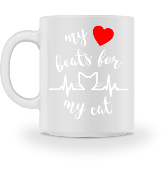 Lovely Funny Sayings With Cat And ECG