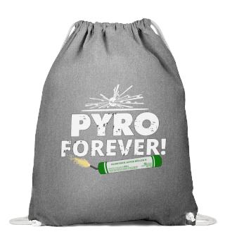 Pyro forever Silvester Feuerwerk Beutel