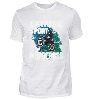 extreme sport motocrosse