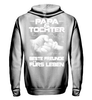PAPA TOCHTER FURS LEBEN T-SHIRT FAMILIE