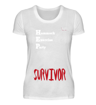 HEP SURVIVOR - Aerialistic Body & Soul