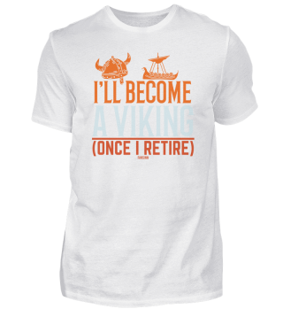I will be a Viking (as soon as I'm in pe