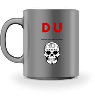 Du - Totenkopf - Acc