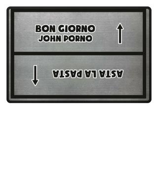John Porno / Asta la Pasta