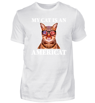 my cat is an americat.