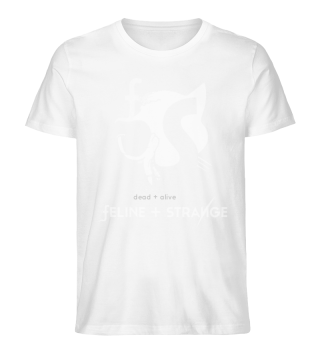 Feline and Strange Schrödinger Shirt