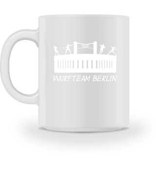 Tasse - Wurfteam Berlin