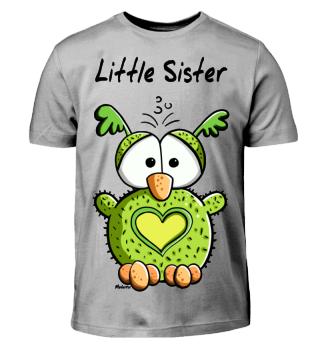Little Sister Eule