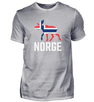 Norge Elch Norwegen