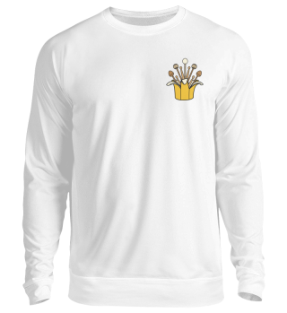 LCP CROWN SWEAT SMALL EMBLEM (UNISEX)