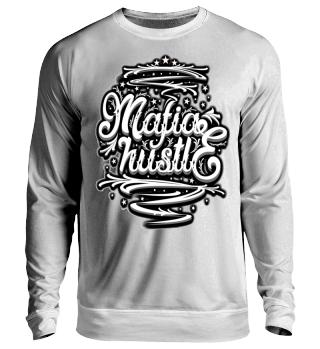 Herren Langarm Shirt Mafia Hustle Ramirez