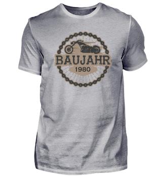 Baujahr Biker born 1980