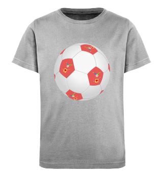 Springteufel das Original - EM T-Shirt