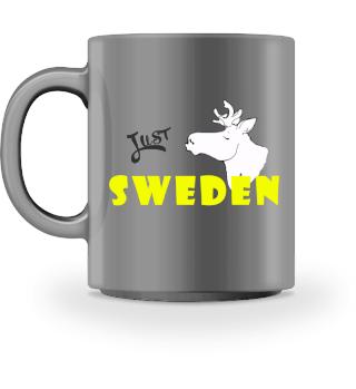 Just Sweden - Tasse
