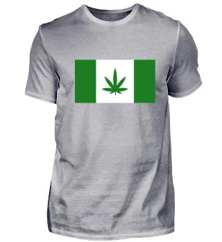 Canada Weed Flag Hemp Maple gift Flag