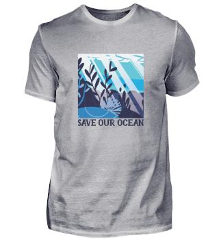 Save Our Ocean, Sea