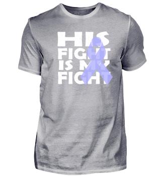 Fck Cancer Shirt esophageal cancer