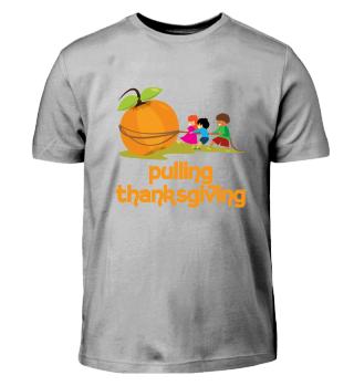Pulling Thanksgiving(Kids)