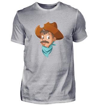 Cowboy Western Sheriff Bart Comic Kind G