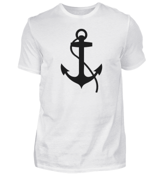 Anchor icon sailboat ship captain