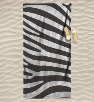 Zebra | Safari Style Handtuch