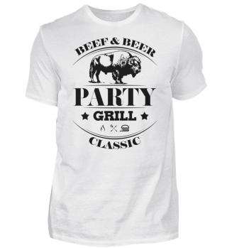 ☛ Partygrill - Classic - Beef #3S