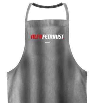 ALFAFEMINIST kookschort
