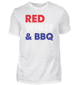 Red White & BBQ   USA barbecue season