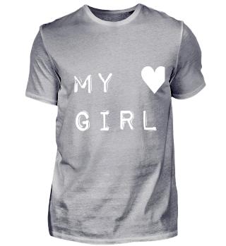 My ♥ Girl Geschenk