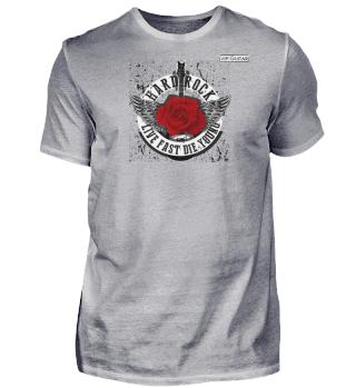 HardRock - Herren Basic TShirt