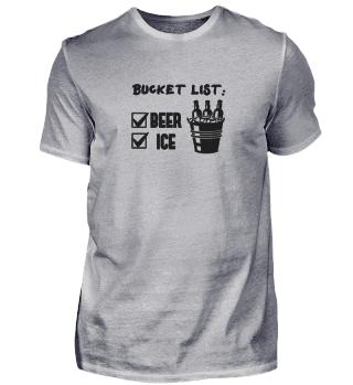 Bucket List: Beer Ice