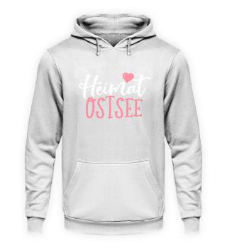 Heimat Ostsee Hoodie