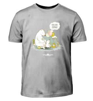 Mia san scho a Gspann - Kinder-T-Shirt