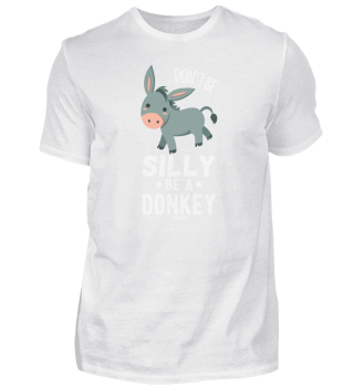 Funny saying with a donkey