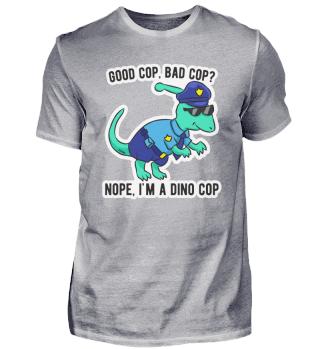 Dinosaurs police prison Gift
