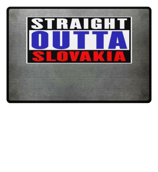 Straight Outta Slovakei Slovakia Gift
