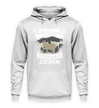 Ziege Tier Landwirt · Ich liebe Ziegen