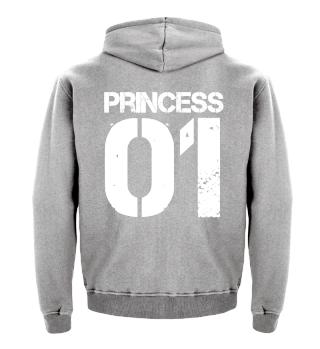 Tochter Princess Partnerlook Geschenk